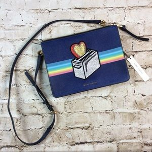 Marc Jacobs Rainbow Flat Crossbody Exclusive Bag